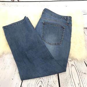 CAbi Blue Denim Jeans